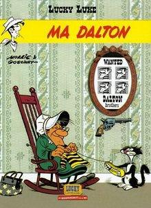 """Vidéo   Lucky Luke  - épisode 1  : Ma Dalton  et  Lucky Luke Bd ( Lus) , Vidéo  du Film """"Iznogoud - Calife à la place du calife"""" de Patrick Braoudé / Archive INA / et  Iznogoud  Bd  (Lus)  !"""
