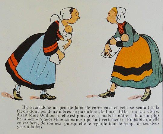 Bds L' Enfance de Bécassine (Lus)  et Natacha Hôtesse de l'Air (Que je Lirais) !