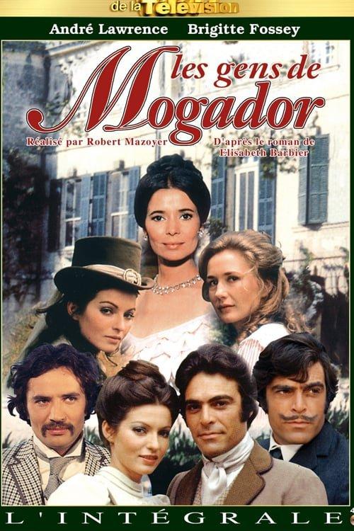 Films  (épisode1 et 2 Les Gens de Mogador (1972) 1995 avec Marie-José Nat /Jean-Claude Drouot ) Vus