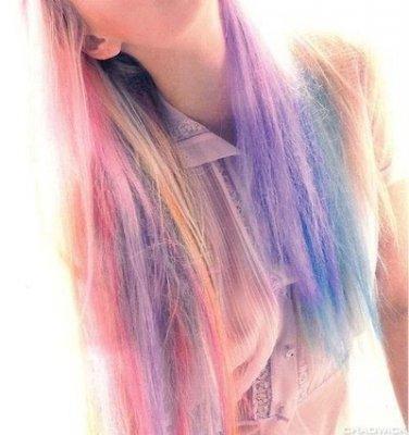 ~Hair Chalking~
