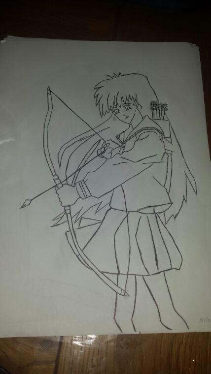 Mes dessin du 1 juin