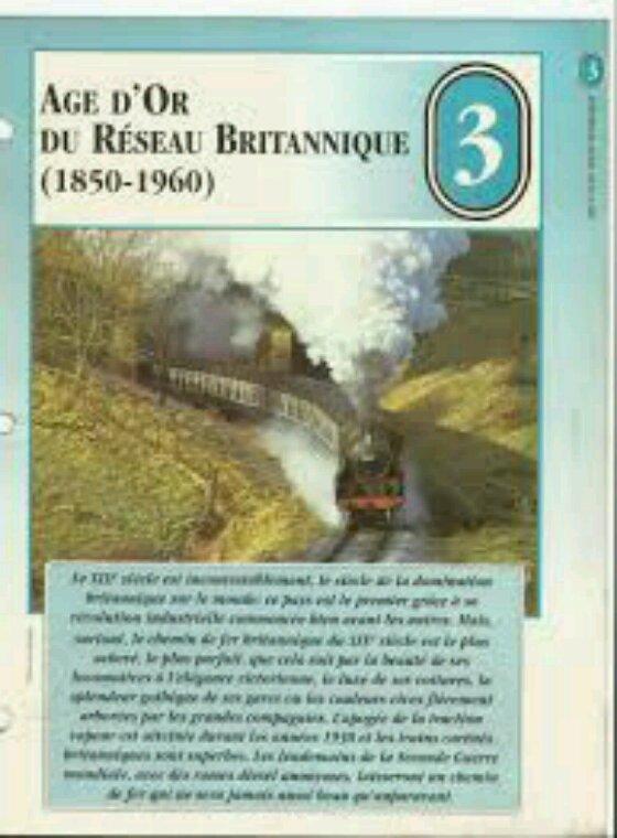 Le monde du train