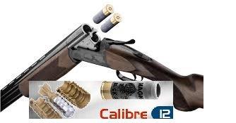 Le meilleur calibre du fusil. Le mieux adapté...