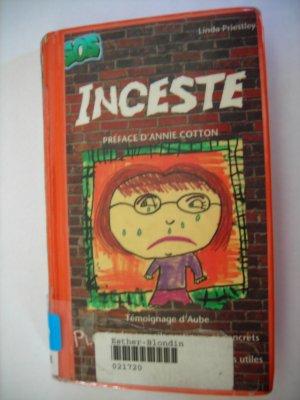 Inceste par Linda Priestley.....................................................................................................Éditions: SMBI..... Collection: S.O.S.