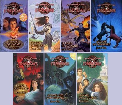 Les mondes de la magie du Diadème de John Peel................................................................Éditions: AdA..... Collection: Jeunesse