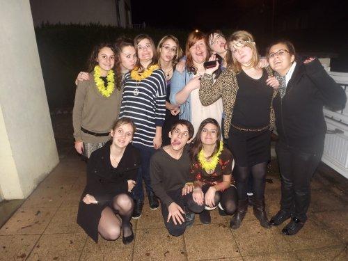 Mélanie. Marie. Marine. Lucie. Caroline. Laëtitia. Licinia. Laurie. Dimitri. Méganne. ♥
