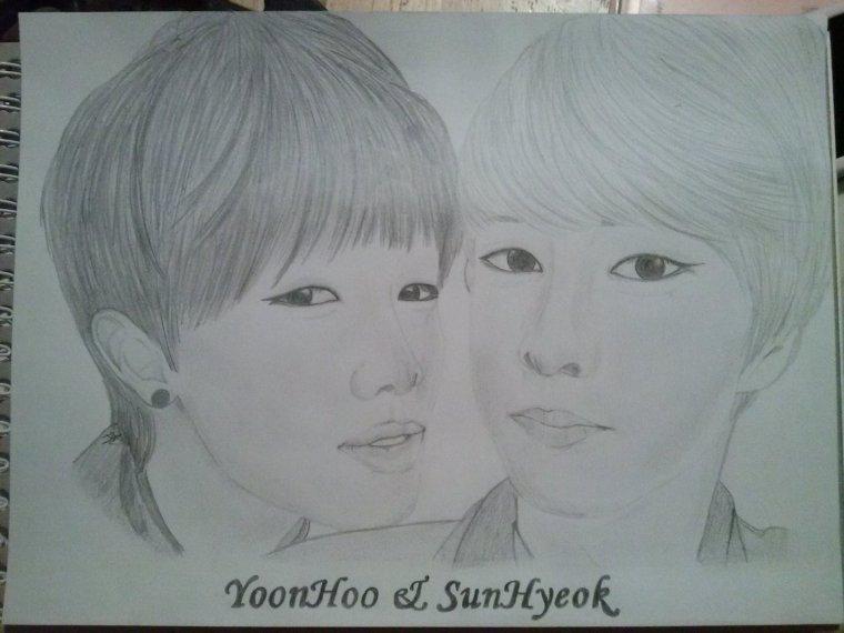 YoonHoo & SunHyeok