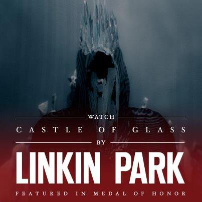 LINKIN PARK / Castle of glass (2012)