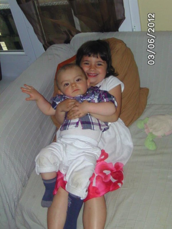 Mes nieces les plus belles