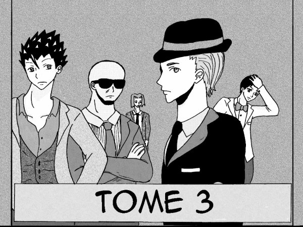 Sommaire TOME 3