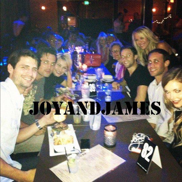 News Joy & James