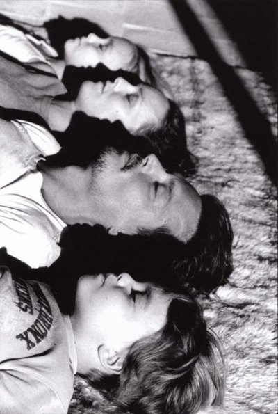La famille de Johnny Depp.
