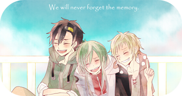 Les gens changent, mais pas les souvenirs.