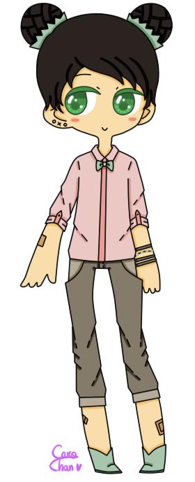 Trop de personnages secondaires, boy-