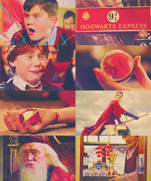 « Il faut du courage pour affronter ses ennemis mais il en faut encore plus pour affronter ses amis.. » Harry Potter à l'École des Sorciers.