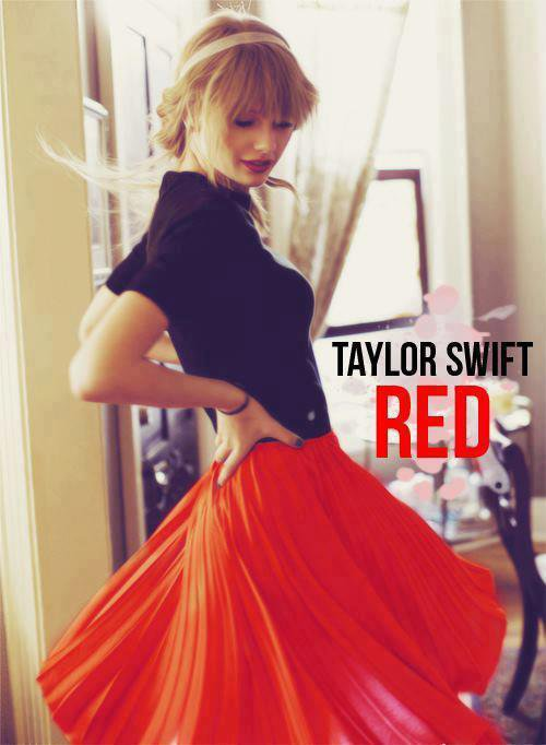 « All love ever does is break, and burn, and end. » Taylor Swift.