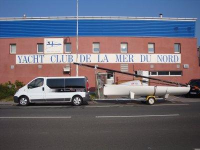 Dunkerque - Théoule - Dunkerque sans passer par Gibraltar