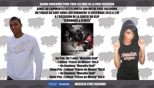 "Concours ""Massilia Staff"""