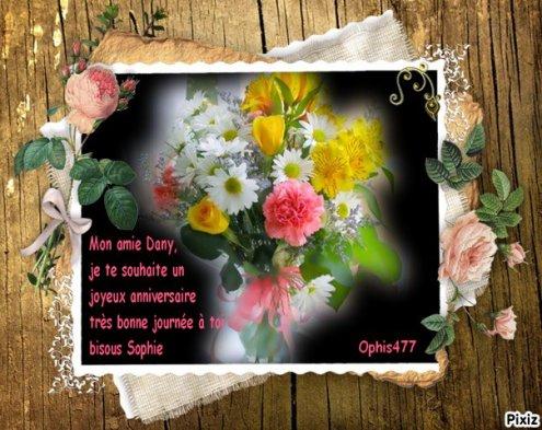 """"""" Cadeau pour mon amie Danylys20290 """""""