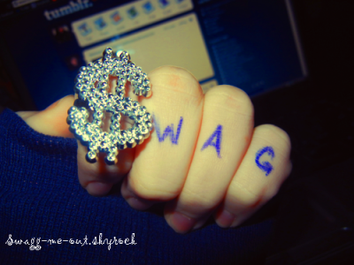 #JUST SWAAG !