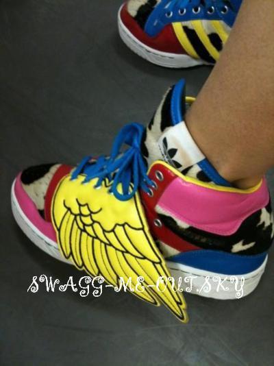 #Quelles sont les plusSwagg Js Wings ??
