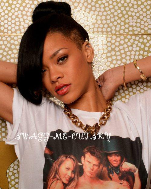 #RIRI'S NEW HAIR CUT ! SWAGG OR NOT ?
