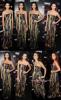 Info Star:Nina était au Screen Actors Guild Awards organisé par Entertainment Weekly, Audi & Essie au Chateau Marmont Hôtel à Los Angeles en Californie