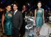 Nina & Ian au Champagne Nicolas Feuillatte au 2013 Critics' Choice Movie Awards & Nina