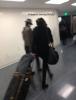 Info Perso: Nina et Ian en route vers la Californie Puis Nina au restaurant Spice Route à Toronto