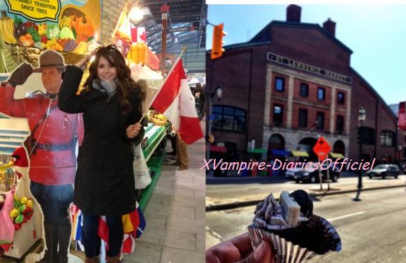 Info Perso: Nina de retour au Canada !