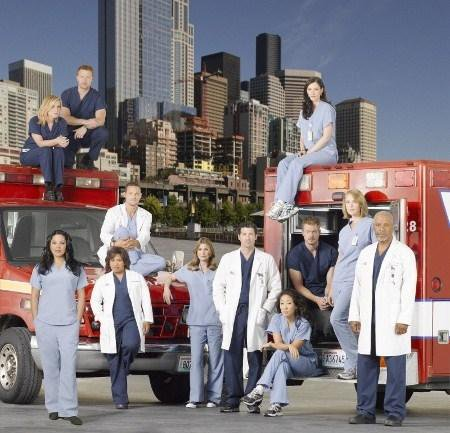 Grey's anatomy, mini fiche