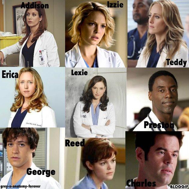 Quelles personnage voudriez vous voir revenir dans la prochaine saison ?