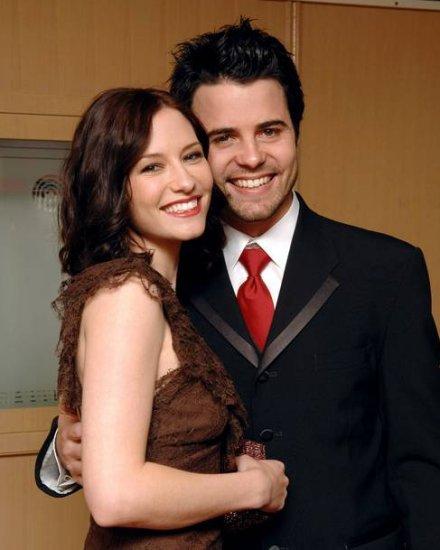 Chyler Leigh & Nathan West son mari !