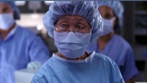 L'infirmiere Bokey...