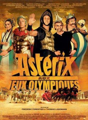 Astérix et Obélix, les films.