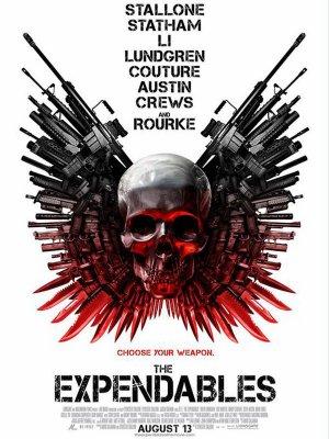 Expendables : unité spéciale. (2010)