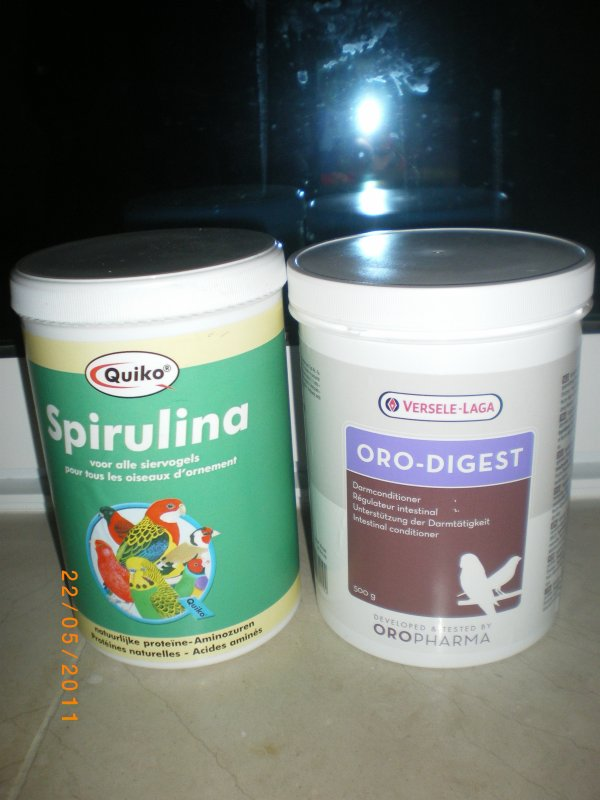 produit élevage quiko et versele laga