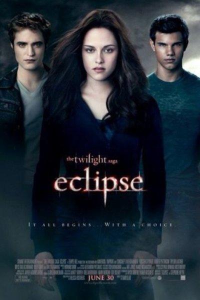 Voila l'affiche d' Eclipse!