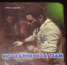 __ Article #2 _______________ Biographie de la Team_______________ Article #2 __