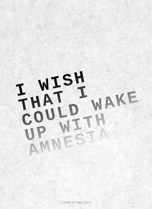 Complete Amnesia