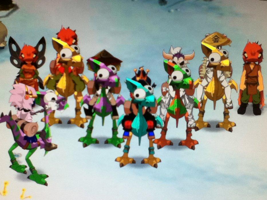 La Team des Orybles