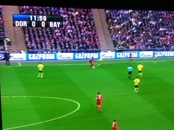 Le Bayern a gagné la finale de la ligue des champions face à Dortmund 1-2 !!