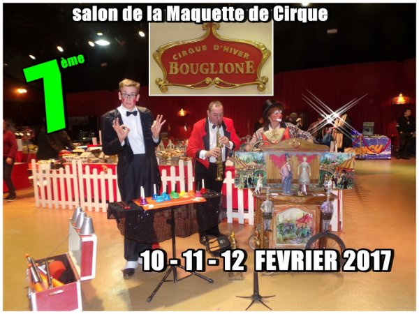 7 me salon de la maquette de cirque blog de gigapinder