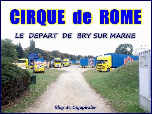 cirque de rome le depart de bry sur marne blog de gigapinder. Black Bedroom Furniture Sets. Home Design Ideas