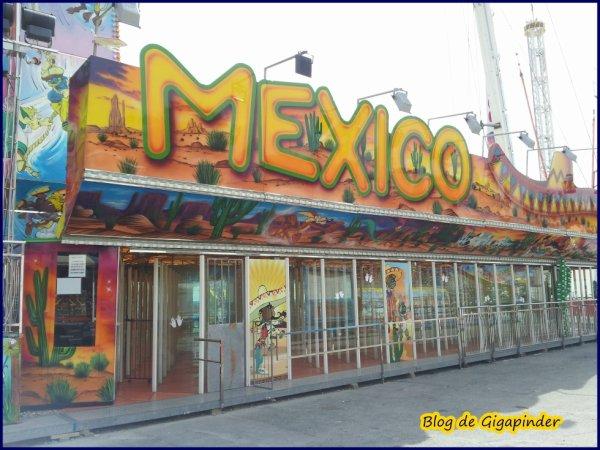 FOIRE DU TRONE  REUILLY    LE MEXICO