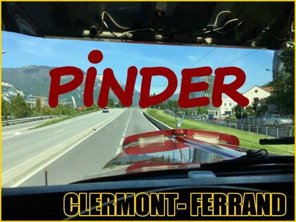LE CIRQUE PINDER  A  CLERMONT - FERRAND