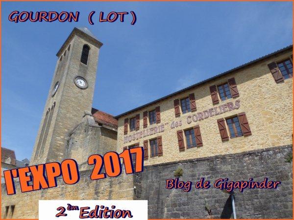 GOURDON  EXPO 2017   2 èm  SALON DU MODELISME