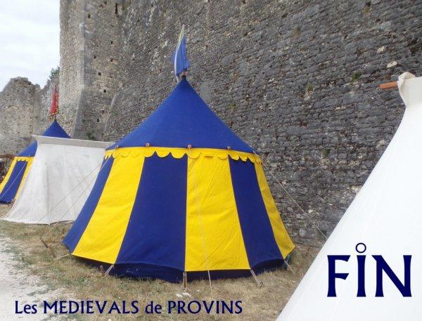 PROVINS ...LES MEDIEVALS  2017    FIN DU REPORTAGE