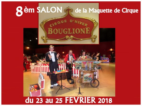 bouglione cirque d 39 hiver paris salon de la maquette de cirque blog de gigapinder. Black Bedroom Furniture Sets. Home Design Ideas