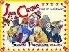 """""""JOURS DE CIRQUE """"  LA SAISON PARISIENNE DU BLOG GIGAPINDER  SE PREPARE !!!"""